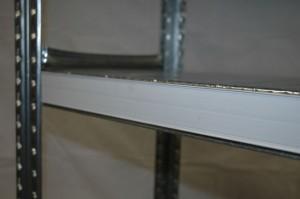 Metalsistem legbordstelling accessoires scanprofiel