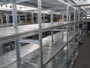 Metalsistem super 123 legbordstelling