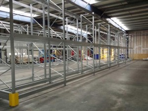 Metalsistem palletstelling super 456 verzinkt