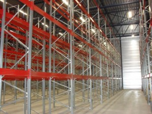 Metalsistem superbuild palletstelling