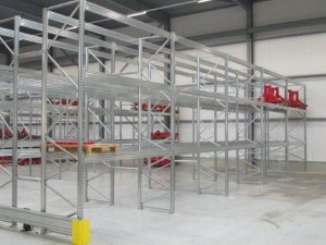 Metalsistem superbuild palletstelling verzinkt