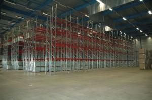 Metalsistem unibuild palletstelling